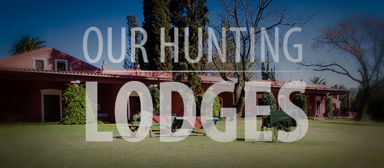 Our Hunting Lodges