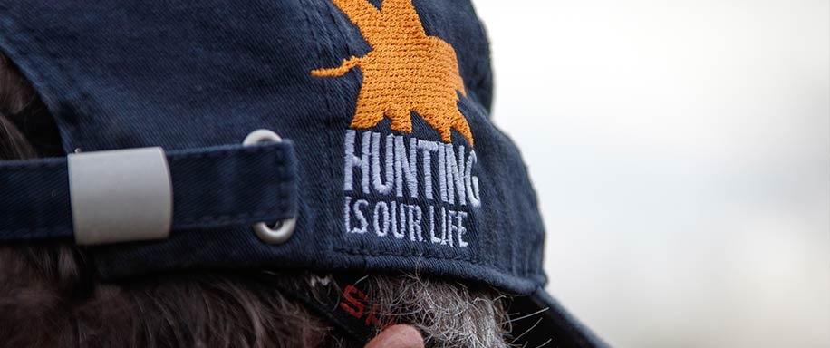 Hunting is our life PLANO MACRO
